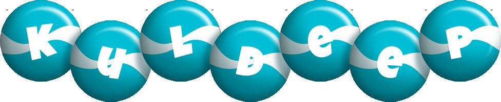 Kuldeep messi logo