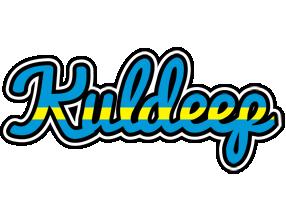 Kuldeep sweden logo