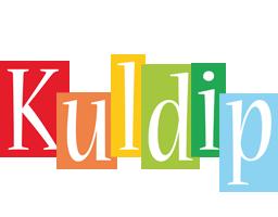Kuldip colors logo