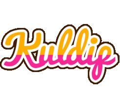 Kuldip smoothie logo