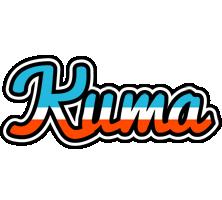 Kuma america logo