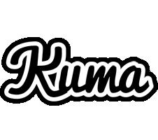 Kuma chess logo