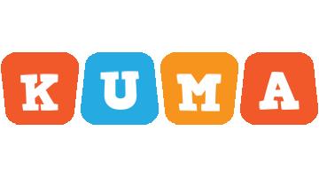 Kuma comics logo