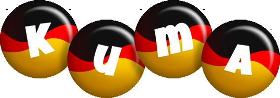 Kuma german logo