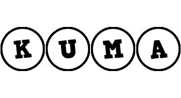 Kuma handy logo