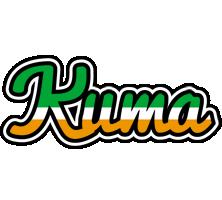 Kuma ireland logo