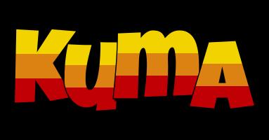 Kuma jungle logo