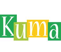 Kuma lemonade logo