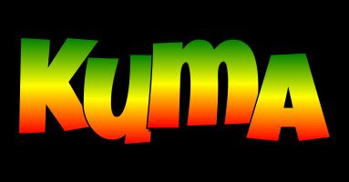 Kuma mango logo