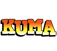 Kuma sunset logo