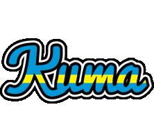 Kuma sweden logo