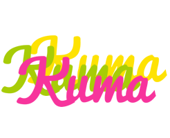 Kuma sweets logo