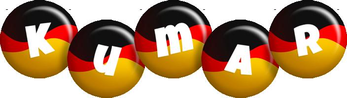 Kumar german logo