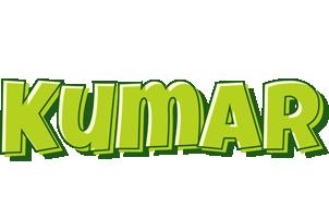 Kumar summer logo
