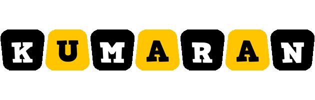 Kumaran boots logo