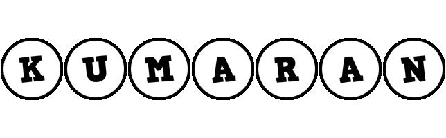 Kumaran handy logo