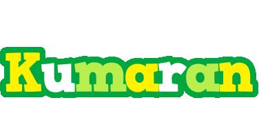 Kumaran soccer logo