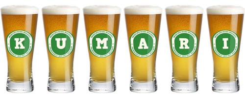 Kumari lager logo
