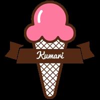 Kumari premium logo