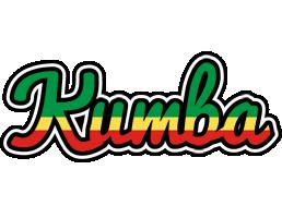 Kumba african logo