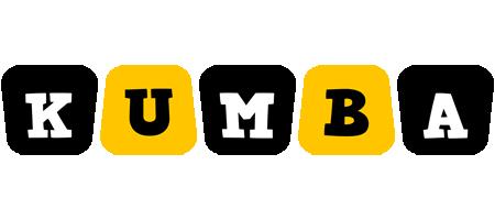 Kumba boots logo