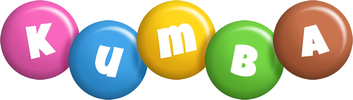 Kumba candy logo