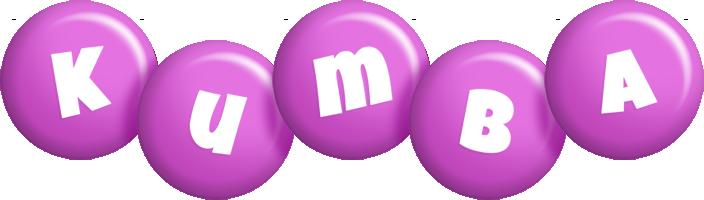 Kumba candy-purple logo