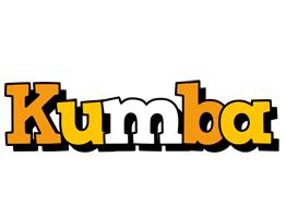 Kumba cartoon logo