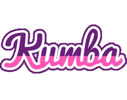 Kumba cheerful logo