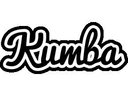 Kumba chess logo