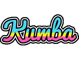Kumba circus logo