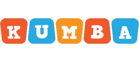Kumba comics logo