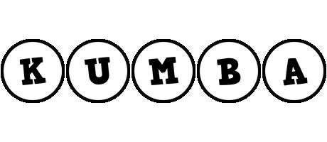 Kumba handy logo