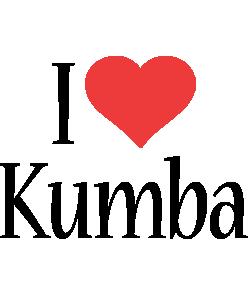 Kumba i-love logo