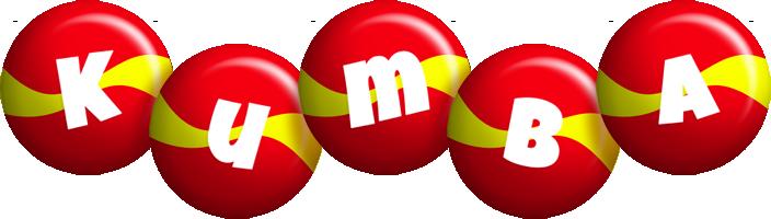 Kumba spain logo