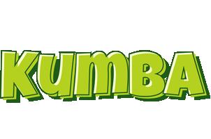 Kumba summer logo
