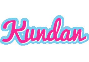 Kundan popstar logo