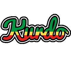 Kurdo african logo