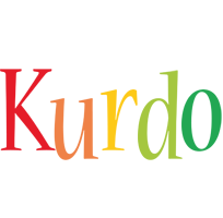 Kurdo birthday logo