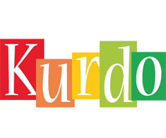 Kurdo colors logo
