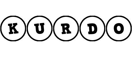 Kurdo handy logo