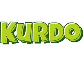 Kurdo summer logo