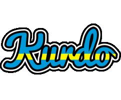 Kurdo sweden logo
