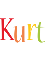 Kurt birthday logo