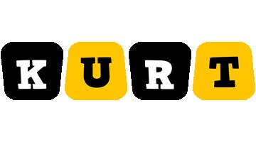Kurt boots logo