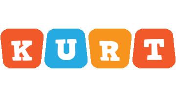 Kurt comics logo