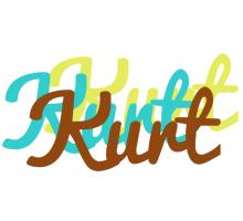 Kurt cupcake logo