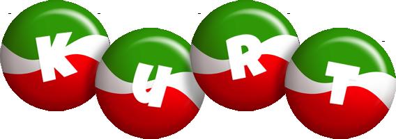 Kurt italy logo