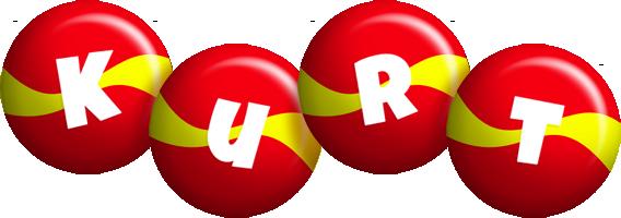Kurt spain logo