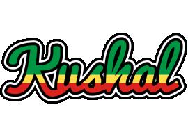 Kushal african logo